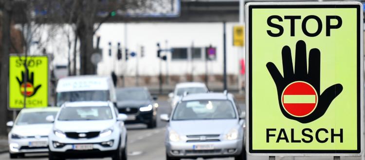 geisterfahrerbilanz 2019, zustelldienst graz